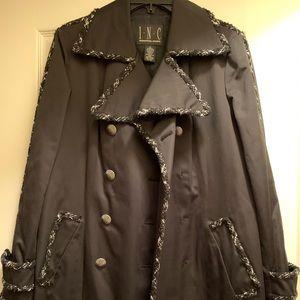 Black INC Trench Coat